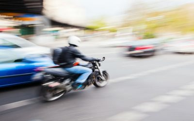 Establishing Fault in a Motorcycle Accident