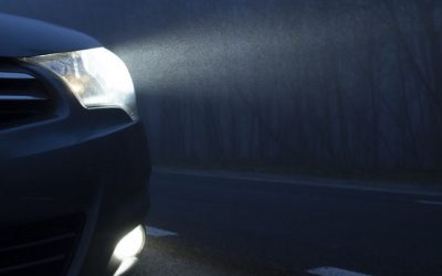 IIHS: Better Headlights Are Key to Avoiding Pedestrian Accidents