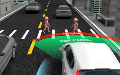 IIHS Tests Pedestrian-Avoidance Systems