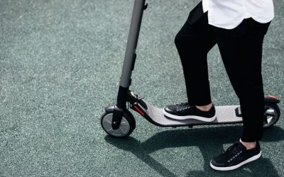E-Scooters Pushed Onto Denver Streets